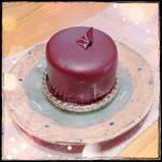 ちゃーちゃ - チョコレートムース(*^^*)濃厚美味〜♡