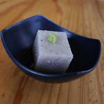 24372061 - 昼の松花堂セット 〜そば豆腐〜