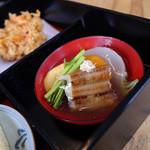 24372063 - 昼の松花堂セット 〜松花堂盛り:季節の煮物