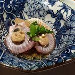 たまゆら - 01貝と大根煮