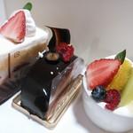 焼きたて焼き菓子工房kabaco - ケーキたち(380円~400円)