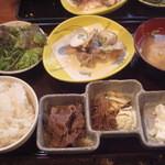 あしあと - 週替り 魚料理(14-02)