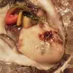 24377320 - 港町バル・牡蠣の低温蒸し(冷製)