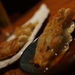 波照間 - 料理写真:あぐー餃子