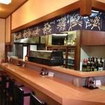 居酒屋しの - 敦賀駅から近く、魚介類が新鮮でうまい居酒屋でした