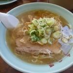 岳乃屋 - 手打ちのしこしこ麺と美味しいスープ