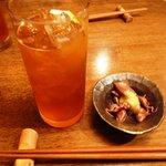 旬菜食堂 - 紅茶チューハイ