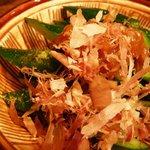 旬菜食堂 - キュウリ1本