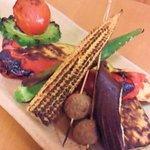 手繰りや 玄治 - 夏野菜の焼き物