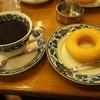 平岡珈琲店 - 料理写真:珈琲 & ドーナツ