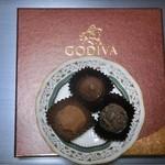 24381607 - トリュフチョコ。それぞれに違う味わい。