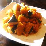 アジト - かぼちゃの煮物