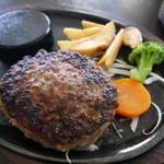 ステーキのあさくま - あさくまハンバーグ1380円