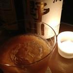 24384976 - フルーツを使った和酒のカクテル
