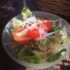 日曜舎 - 料理写真:20131212 サラダ