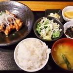 六本木 SHALALA - 中華風鶏の唐揚げ
