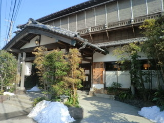 葉山 日影茶屋 - 風情のある外観