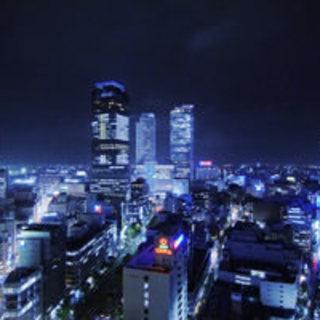 名古屋の名所を一望できます