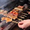 sumibiyakitoribettei - 料理写真:料理人の熟練の技が光る贅沢な焼き鳥!備長炭で一気に焼き上げる、絶品の串をどうぞ!