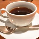 プリモピアット - 2014/02 コーヒー ランチセット 1,000円