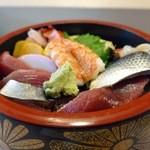与兵衛鮨 - ちらし寿司