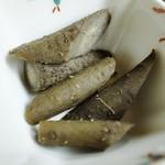 磯料理 喜良久亭 - 焼き魚定食(ごぼう)