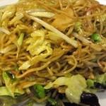 百香亭 - 上海炒麺アップ