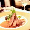 ダン ル シエル - 料理写真:鴨胸肉のソテー シェリー酒のソース '14 2月上旬