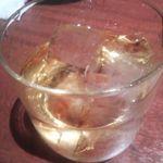 北の味紀行と地酒 北海道 - 濃醇梅酒ロック¥525