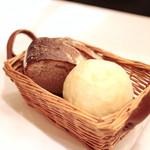 ダン ル シエル - 白パンと黒パン。 '14 2月上旬