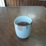 梅月食堂 - お茶