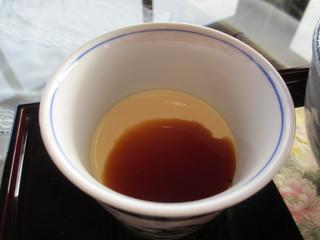 日本料理 鎌倉山倶楽部 - プリン