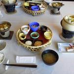 ひさご荘 - 料理写真:朝食