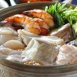 笑来 - 魚介たっぷり海鮮鍋