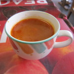 カラ デニス - ランチのトマト&野菜スープ☆
