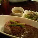 1LDK - ひき肉のカレー(ランチ)