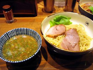 麺や輝 中津店 - つけ麺