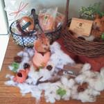 ユーちゃんちのママ - 焼き菓子の籠