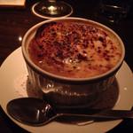 バー リフィル - 冬季限定 オニオングラタンスープ