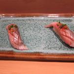 おたる 旭寿司 - にしん(時価)