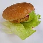 角田屋製パン - カツバーガー