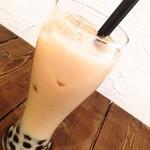 Cafe VG - タピオカミルクティ