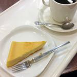 阪急ベーカリー&カフェ - チーズケーキ