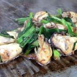 浜屋 みっちゃん - 料理写真:かき焼き