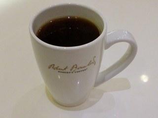 ロバーツコーヒー 福岡大名店 - ★ ホットコーヒー(S) 320円~優しい味わい(^^)