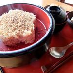 玄米食堂 楽土館 - 料理写真:玄米ごはん