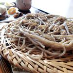 ちょい蕎麦庵 - 北海道産田舎蕎麦