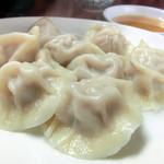 山東水餃大王 - 料理写真:<2014年2月>水餃子(1人前)