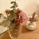 24410771 - 机のお花