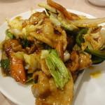 中国美食 唐苑酒楼 - 回鍋肉